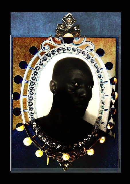 Alexander Ikhide | Self Portrait (Heirloom) II