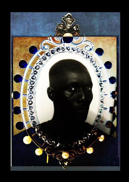 Alexander Ikhide | Self Portrait (Heirloom) III