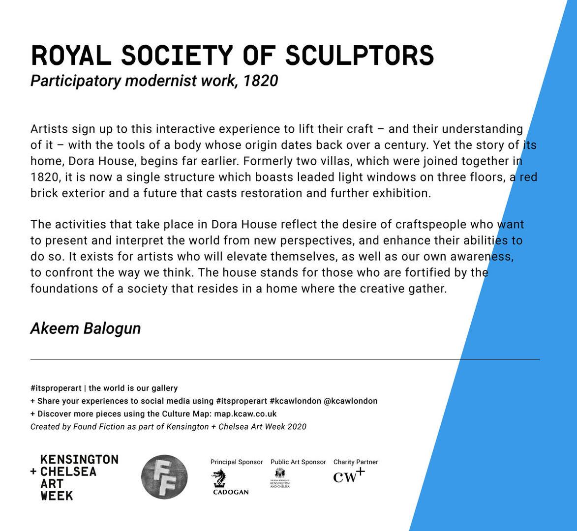 ROYAL SOCIETY OF SCULPTORS