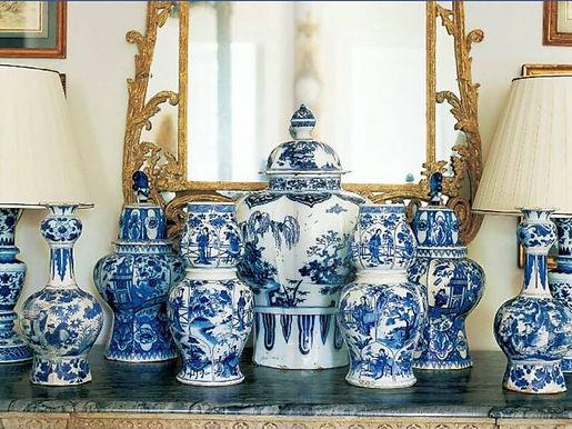 Porcelain for Palaces