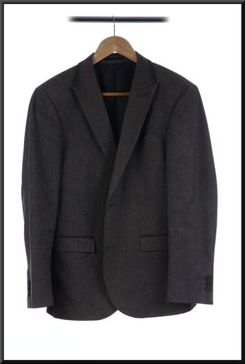Jacket only s/b 40 short - grey mottled