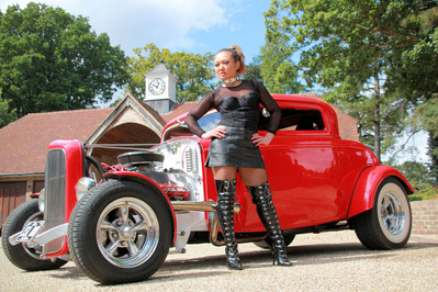Ford Model B Deuce Coupe