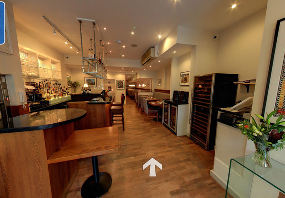 Wimseys Restaurant virtual tour