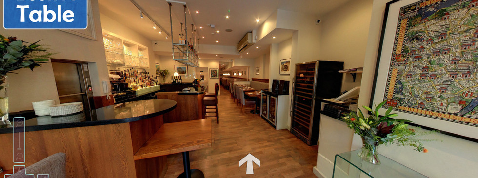 Wimseys Restaurant virtual tour
