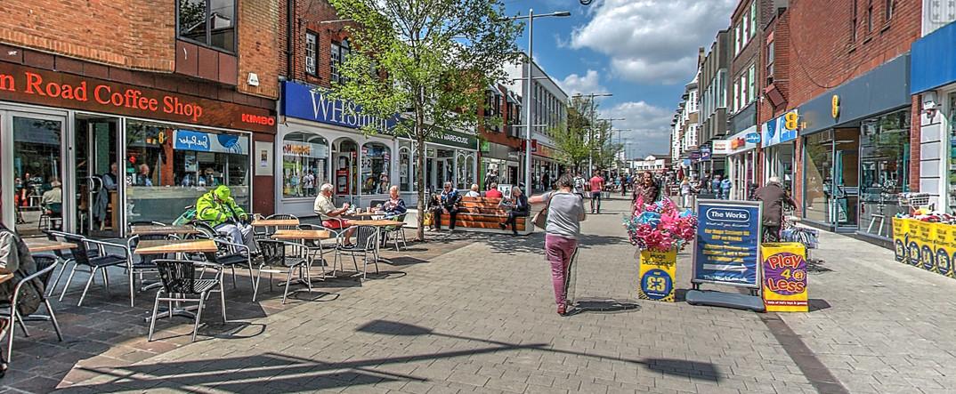 Bognor Regis Town Centre
