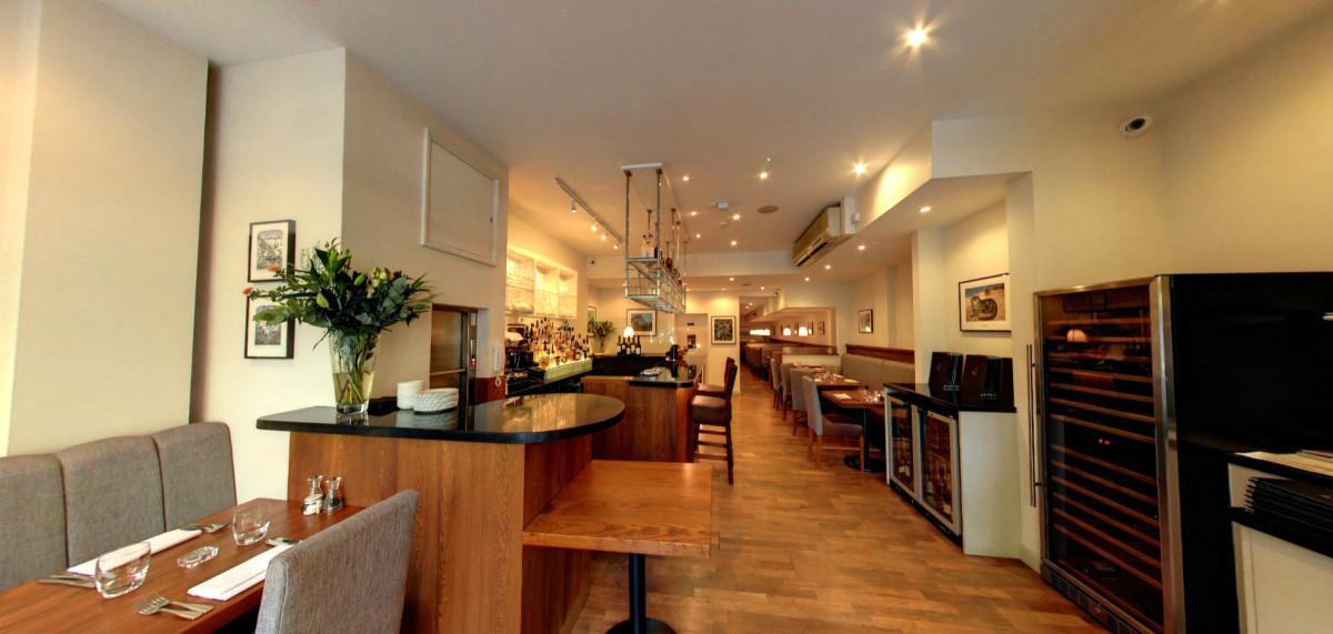 Whimseys Restaurant Fulham