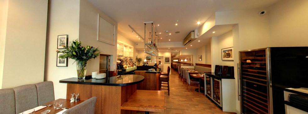 Client: Whimseys Restaurant.  Photo editor: Barney Douglas