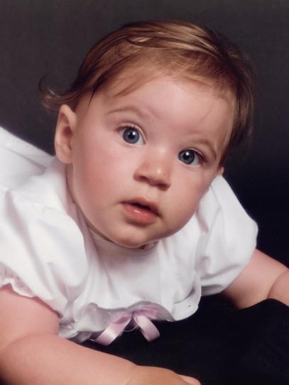 Baby portgraiture