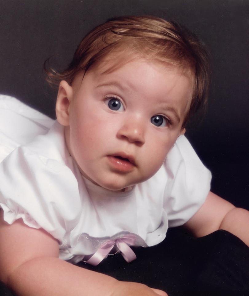 Baby portraiture