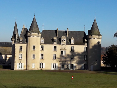 Nexon Chateau - France