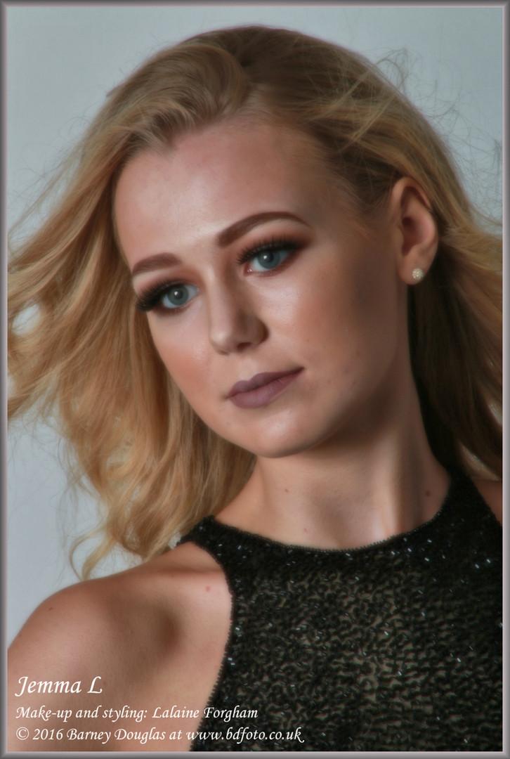Teen model portfolio