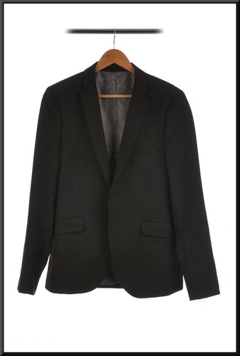 Jacket only chest 40 - black