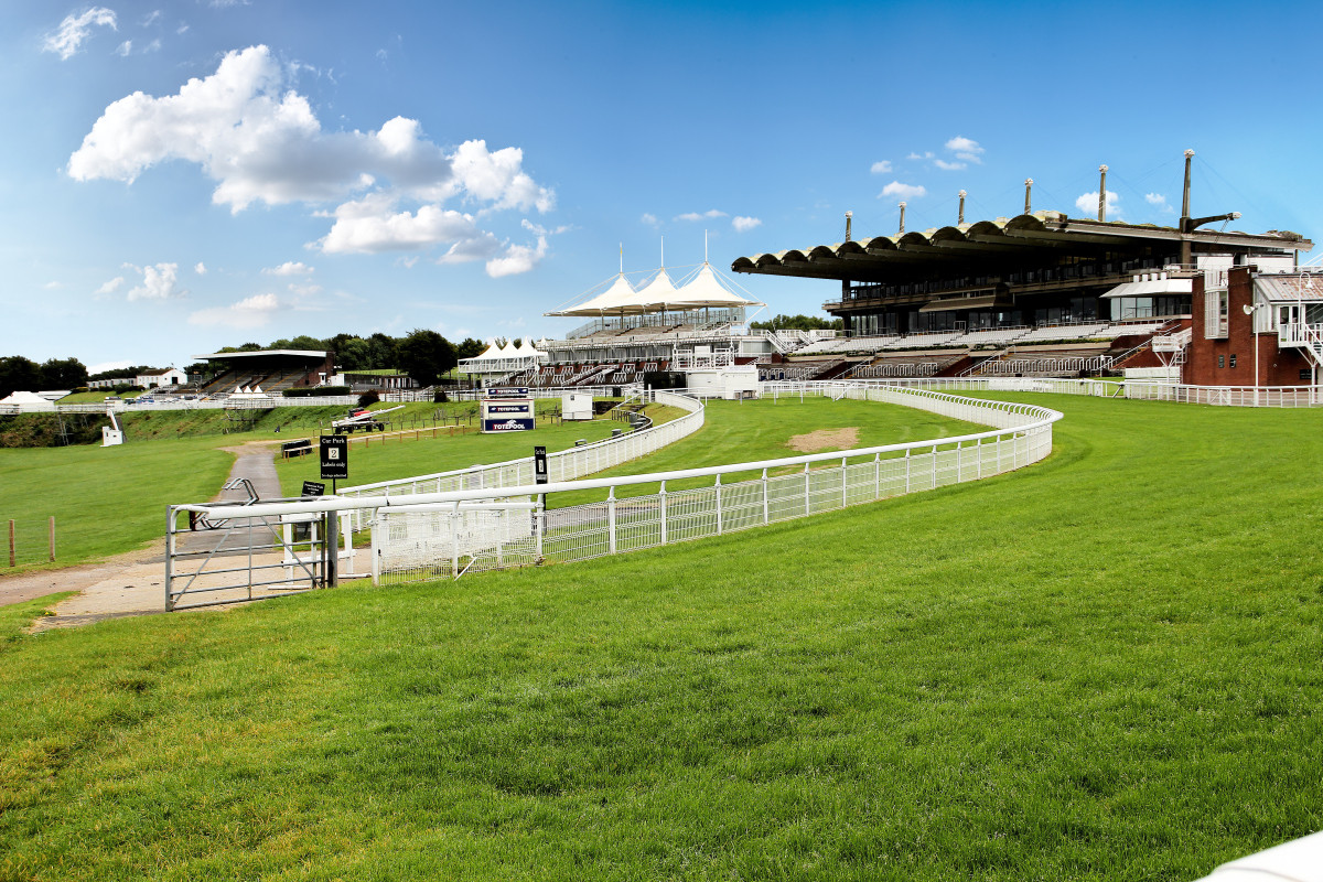 Goodwood Racecourse Grandstand