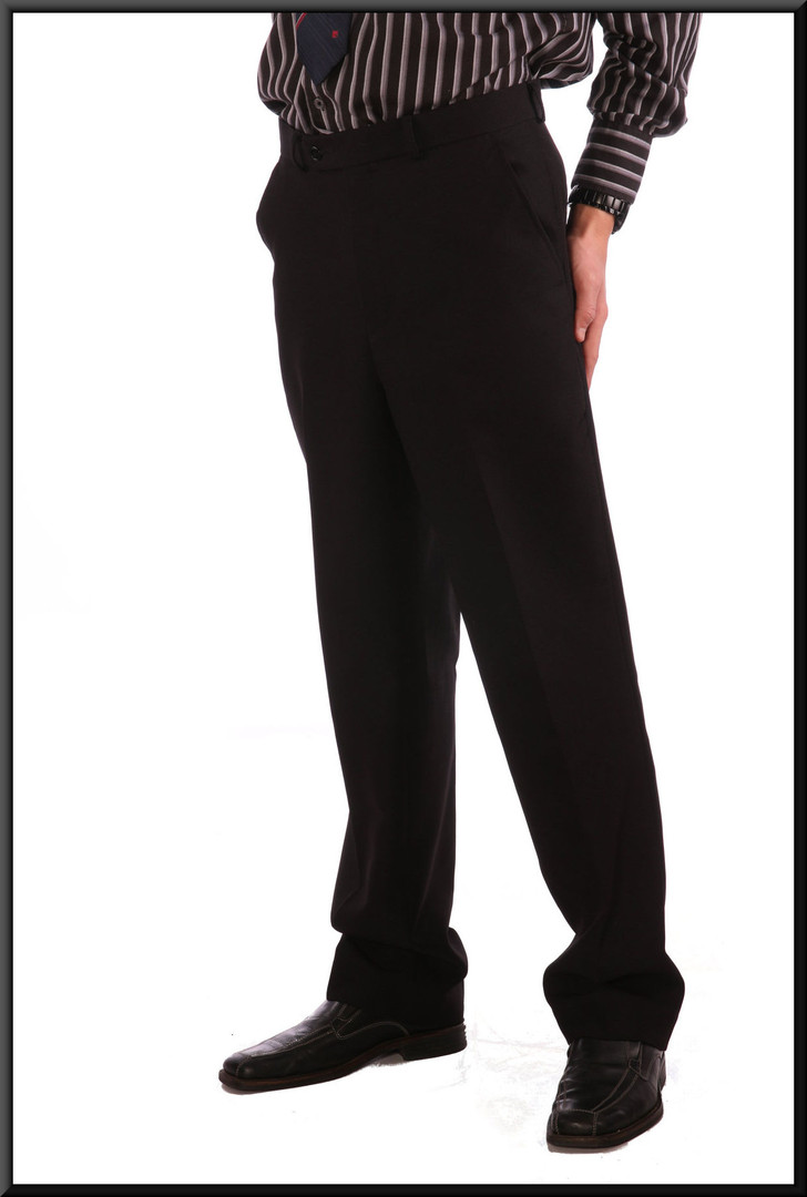 Men's trousers W 32 I 31 - black.