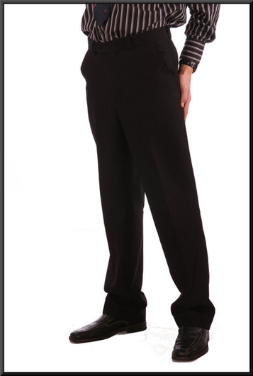 Men's trousers W 32 I 31 black