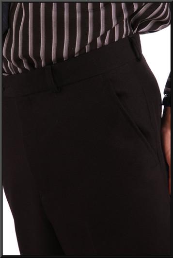 Men's trousers W 32 I 31 - black.