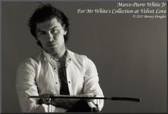 For Mr White's Collection at Velvet Love
