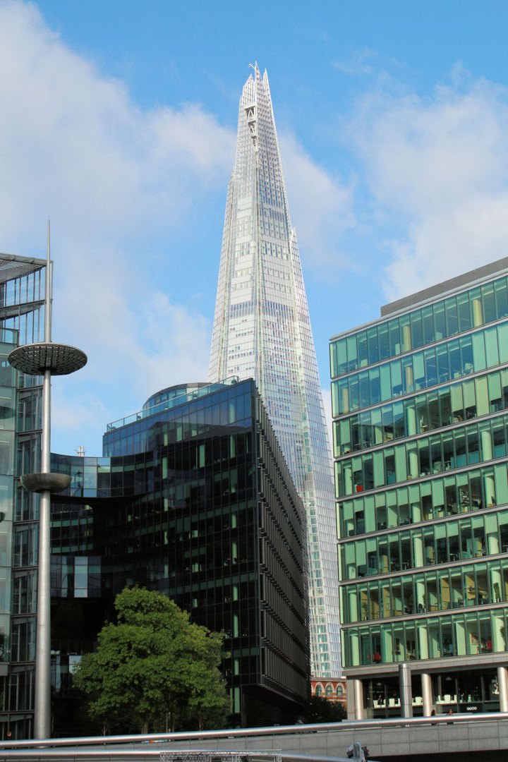 Stock architecture image - The Shard