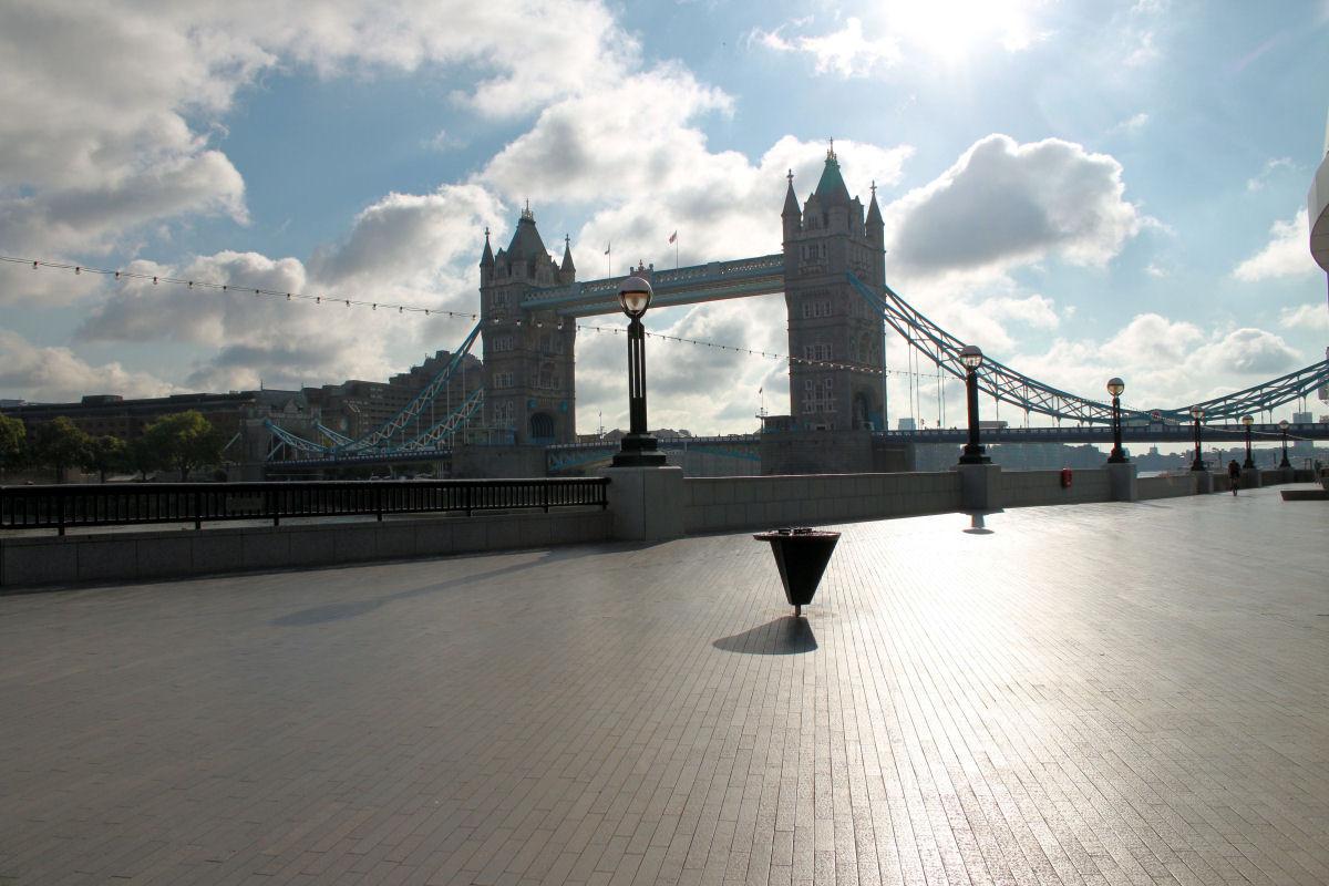 Tower Bridge London travel and tourism commission