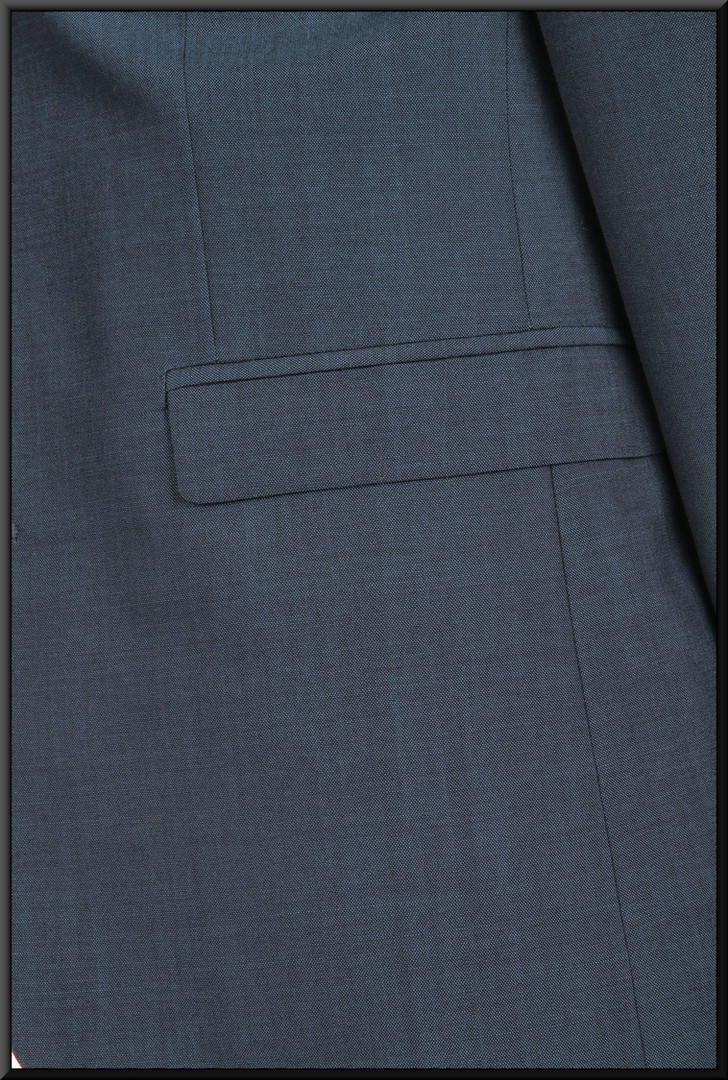 Jacket only – dark cobalt blue jacket chest 38 regular.  Model height 6'0""