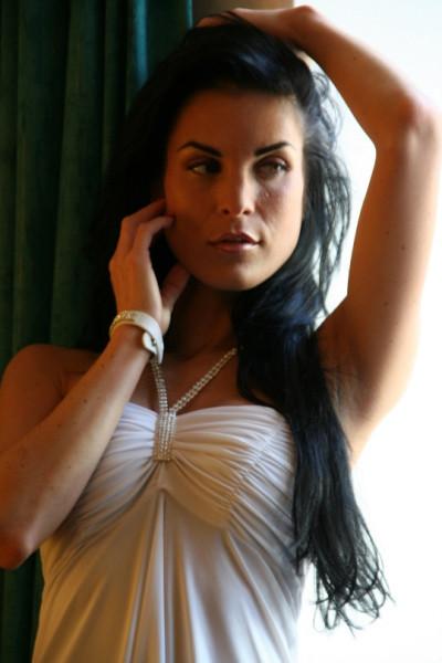 Nella - photographed at the Hilton Hotel Kensington