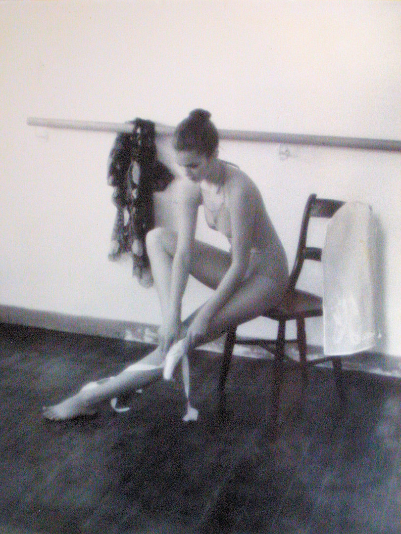 Ballet portraiture dating from 1986
