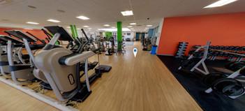 Felpham Leisure Centre still image capture from virtual tour