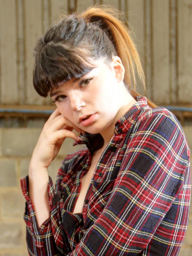 2018 - Chloe freelance model