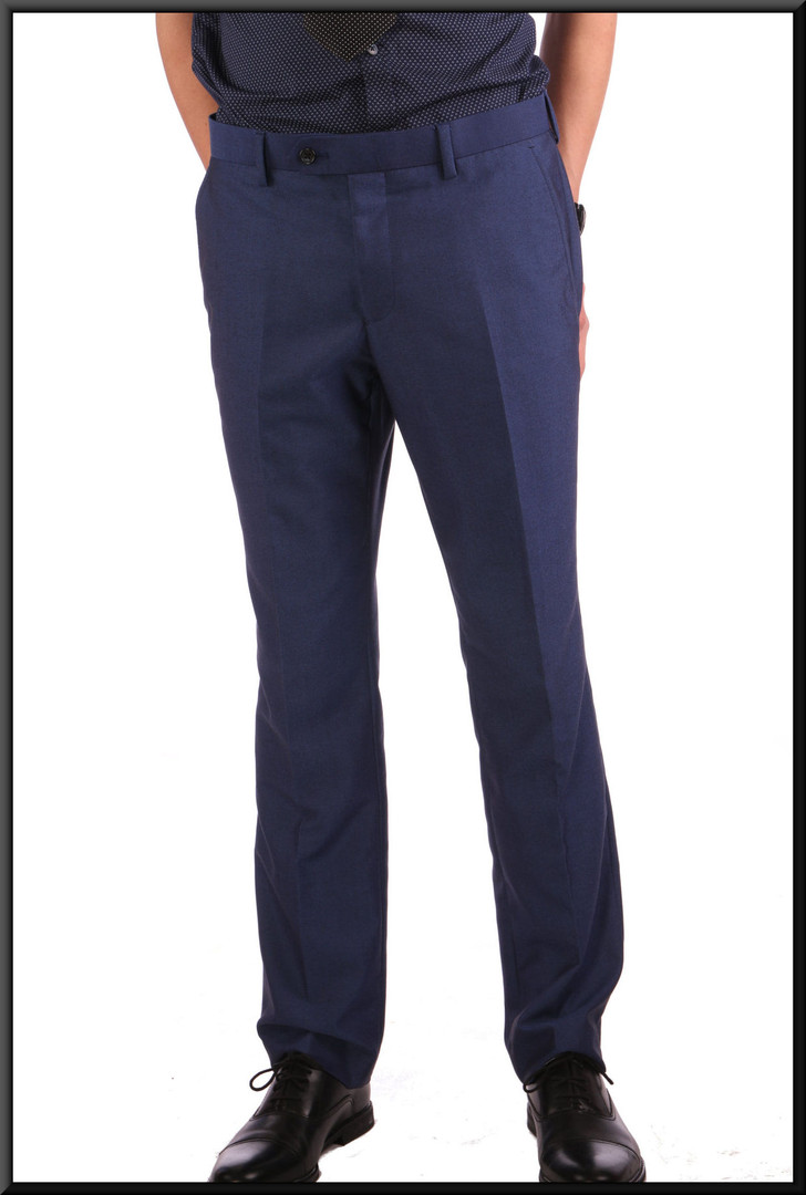 Men's trousers W 32 I 31 regular - cobalt blue