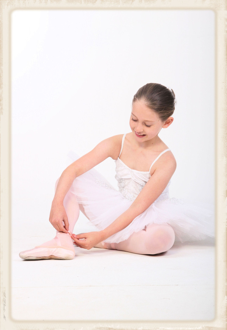 Ballet portraiture