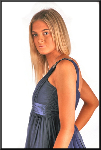 Single strap mini dress, size 8 in royal blue.  Model height 5'11""""