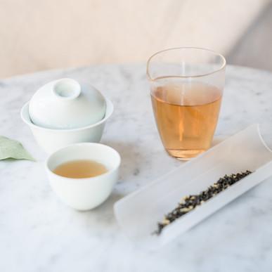 Deer Cha - Jasmine Tea Experience