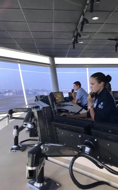 Torre de Controle CGH
