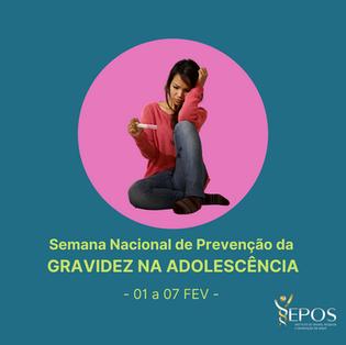 Semana Nacional de Prevenção da Gravid