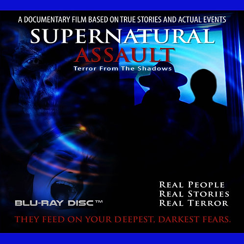 Supernatural Assault Blu-Ray