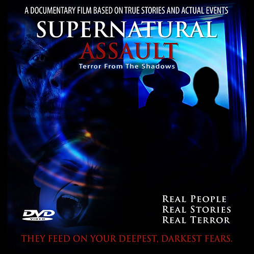 Supernatural Assault DVD