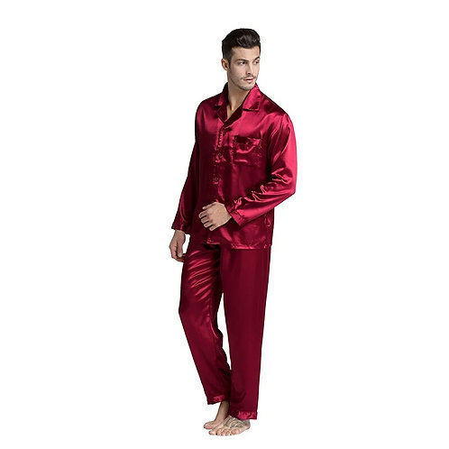 Pyjama Silk 4 couleurs