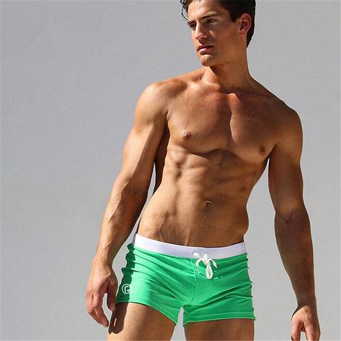 Boxer swimsuit 4 colors