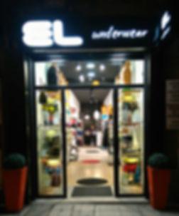 Tienda on-line y fisica de EL underwear