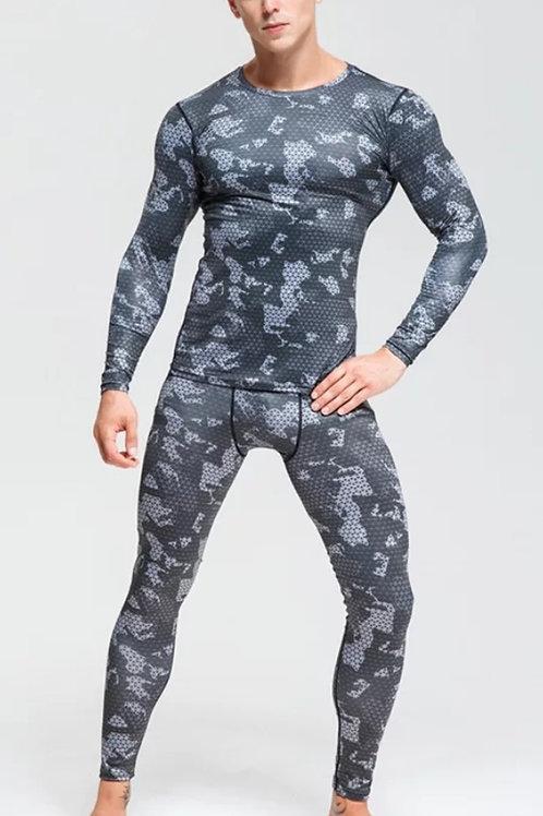 Conjunto longboxer y camiseta Top