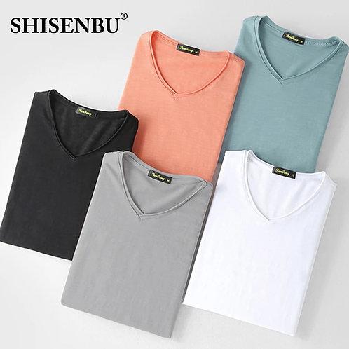 Camisetas manga corta Basic