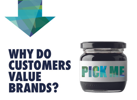 Why Do Customers Value Brands?