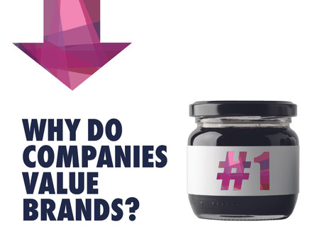 Why Do Companies Value Brands?