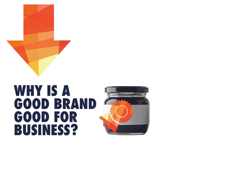 Why is a Good Brand Good for Business?