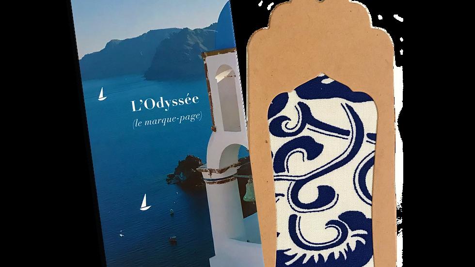 L'Odyssée (le marque-page)