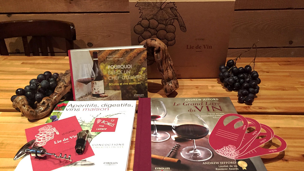 Le Coffret (Lie de Vin)