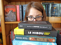 Camille M., Libraire Kube