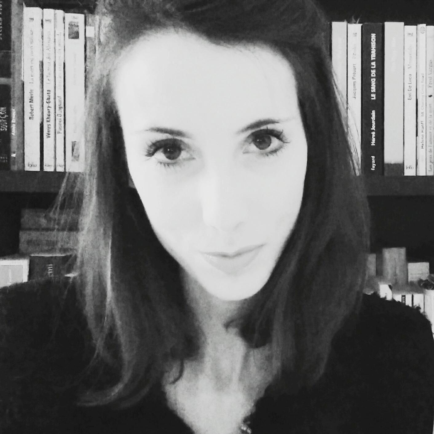 Sarah C., Libraire Kube