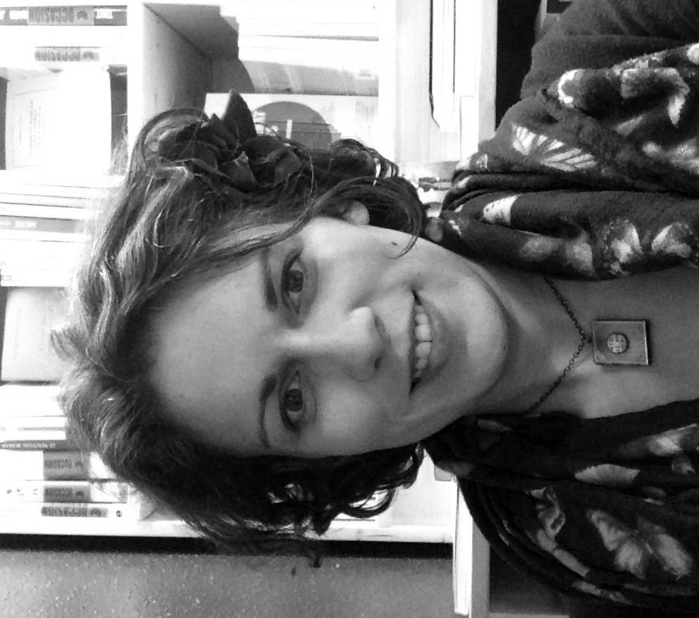 Caroline, Librairie du Chat Borgne