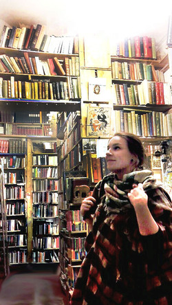 Camille, Libraire Kube